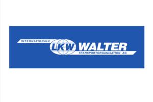 LKW WALTER Internationale Transportorganisation