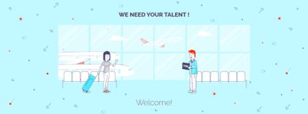 Anuncio aer talent