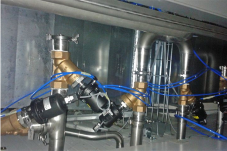 Process pipe 5
