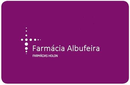 Logo farmacia albufeira